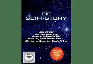 Die Sci-Fi Story (Limited Steelbook/BBC) Blu-ray