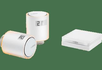 NETATMO Smart Heizkörperthermostat Starter Set NVP01-DE