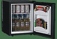 HOTELMATE MC35 A+ Kühlschrank (97 kWh/Jahr, A+, 485 mm hoch, Schwarz)