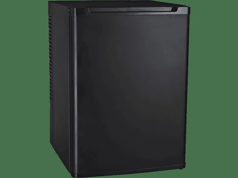HOTELMATE MC 40 A+ Kühlschrank (99 kWh/Jahr, A+, 560 mm hoch, Schwarz)