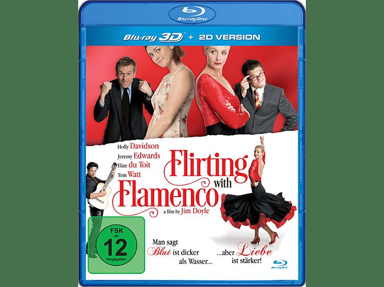 Flirting with Flamenco / Liebe und Flamenco (3D) [DVD]