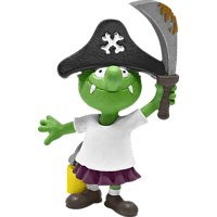 Tonie-Hörfigur: Die Olchis - Die Olchis und der schwarze Pirat