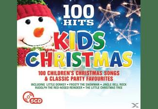 VARIOUS - 100 Hits-Kids Christmas  - (CD)