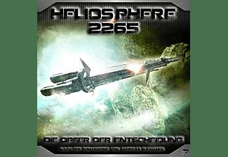Heliosphere 2265 - Folge 7 : Die Opfer der Entscheidung  - (CD)