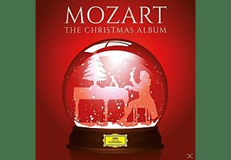 Diverse Klassik - Mozart-The Christmas Album  - (CD)