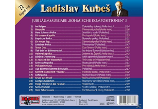 Ladislav Mit Veselka Kubes - Goldenes Böhmen 3,Jubiläumsausgabe  - (CD)