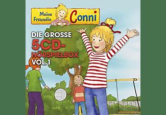 Meine Freundin Conni (tv-hörspiel) - Conni (TV)-Die Große 5-CD Hörspielbox Vol.1  - (CD)
