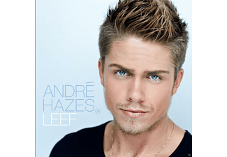 André Hazes Jr. - Leef | CD