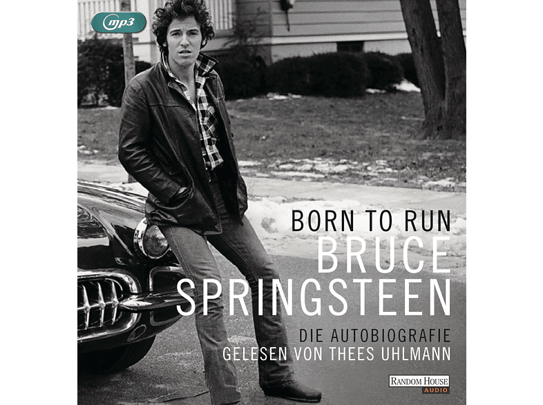 Thees Uhlmann - Born to Run - (MP3-CD)