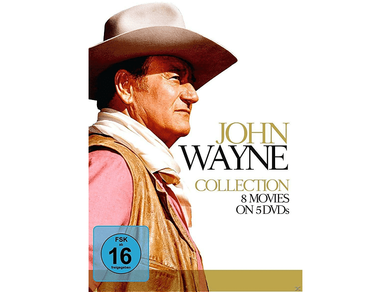 Die John Wayne Western Collection [DVD]