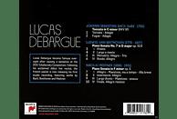 Lucas Debargue - Bach, Beethoven, Medtner [CD]