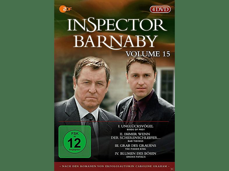 Inspector Barnaby - Volume 15 [DVD]