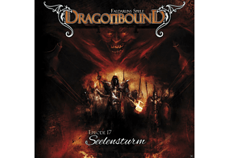 Kluckert,Jürgen/Zech,Bettina/Michaelis,Torsten/+++ - Dragonbound 17-Seelensturm  - (CD)