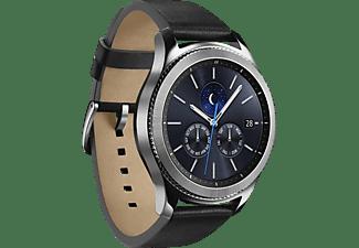 "Smartwatch - Samsung Gear S3 Classic, pantalla 1,3"" sAmoled, GPS y altavoz integrado, negro"