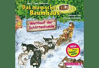 Das magische Baumhaus: Wettlauf der Schlittenhunde  - (CD)