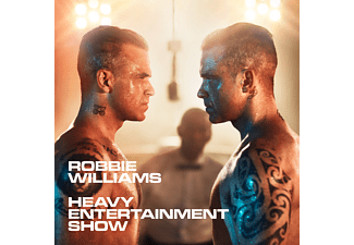 Robbie Williams - Heavy Entertainment Show  - (CD)