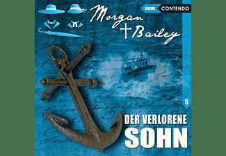 Engelmann,Rita/Tennstedt,Joachim/Bahro,Wolfgang/+ - Morgan & Bailey 05: Der verlorene Sohn  - (CD)