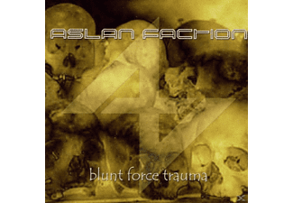 Aslan Faction - Blunt Force Trauma  - (CD)