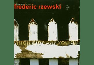 Lisa Moore - Lisa Moore Plays Frederic Rzewsk  - (CD)