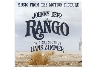 Hans Zimmer - Rango-Music From The Motion Picture  - (CD)