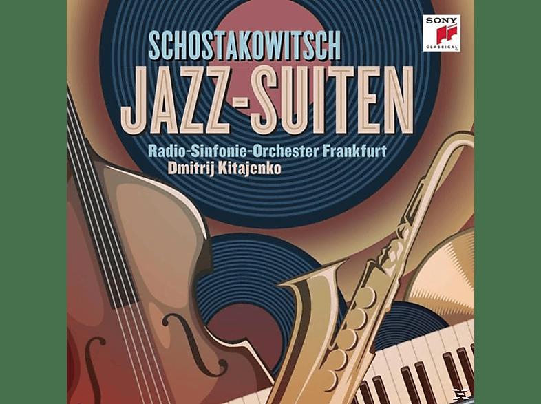 Dmitri Kitajenko - Jazz-Suiten [CD]