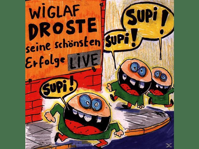 Wiglaf Droste - Seine Schönsten Erfolge Live [CD]