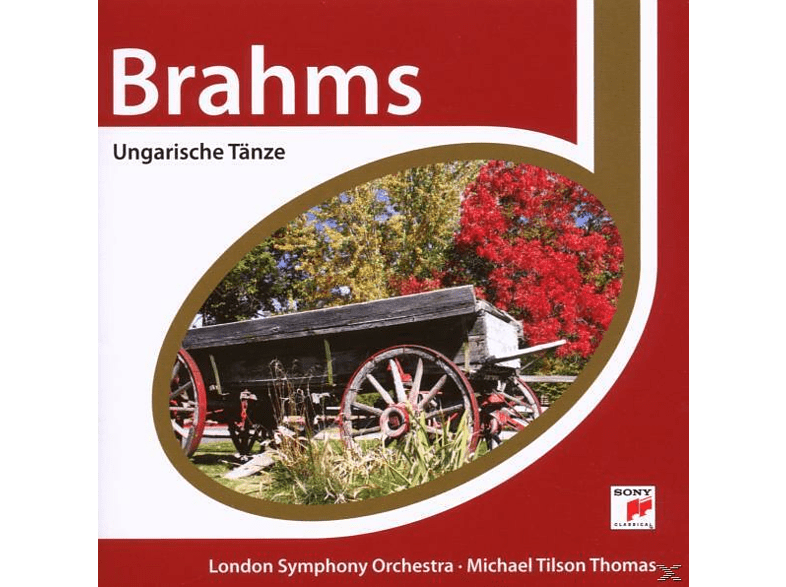 Michael Tilson Thomas - Esprit/Ungarische Tänze [CD]