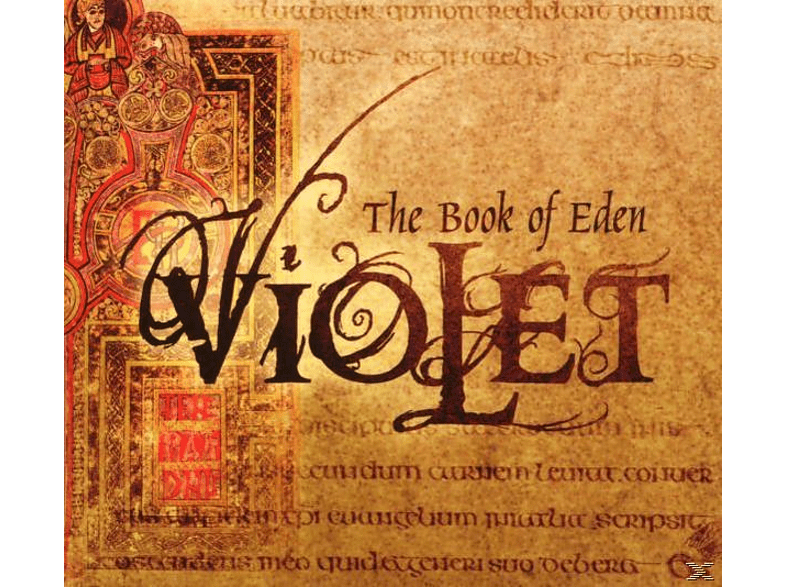 Violet - The Book Of Eden [CD]