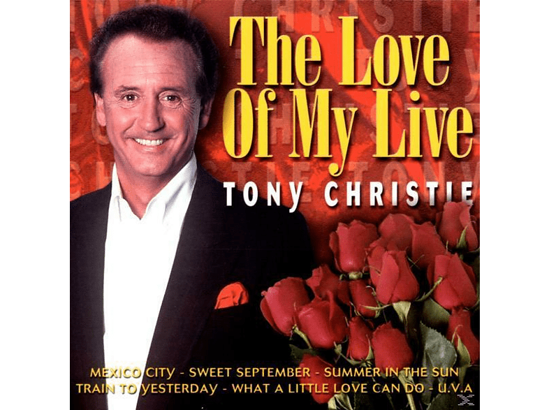 Tony Christie - The Love Of My Life [CD]