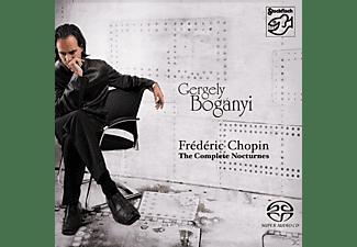 Gergely Boganyi - Frederic Chopin: The Complete  - (SACD Hybrid)