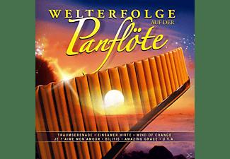 Hans Eiter - Welterfolge auf der Panflöte  - (CD)