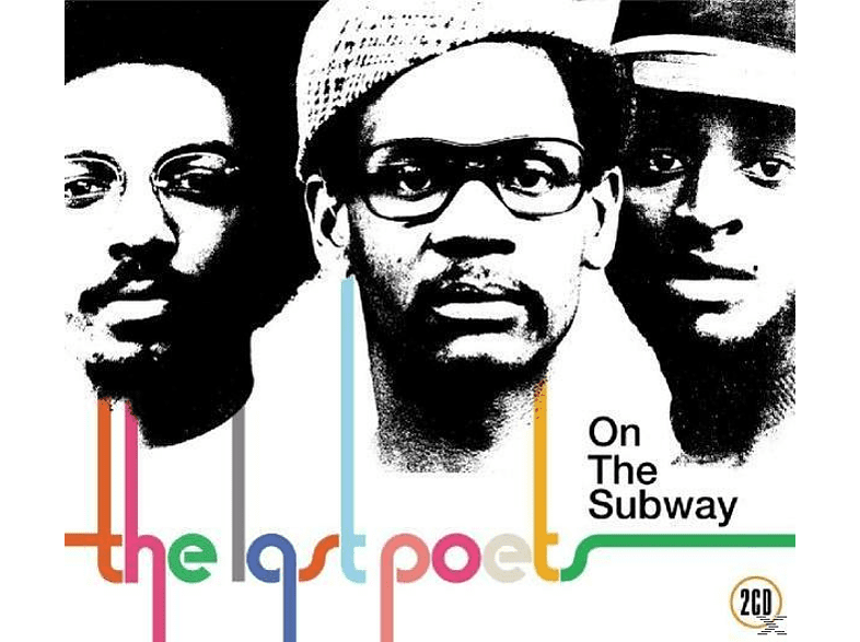 The Last Poets - ON THE SUBWAY [CD]
