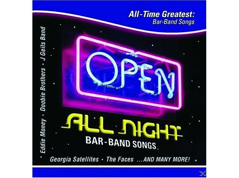 VARIOUS - Open All Night-All Time G [CD]