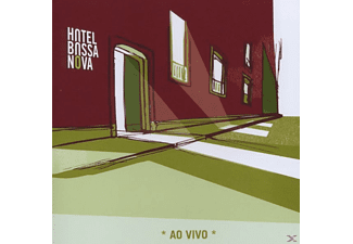 Hotel Bossa Nova - Ao Vivo  - (CD)