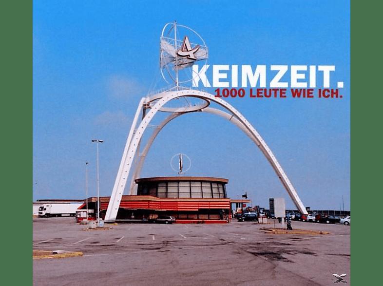 Keimzeit - 1000 Leute Wie Ich (Version 2010) [CD]