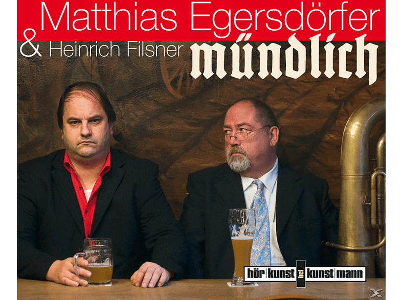Heinrich Filsner, Matthias Egersdörfer - Mündlich [CD]