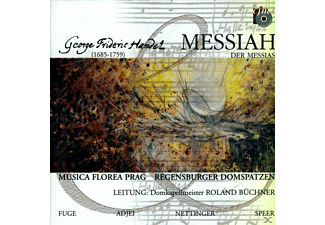 Regensburger Domspatzen, Div - Messiah (GA) - (CD)