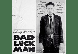 Delaney Davidson - Bad Luck Man  - (CD)