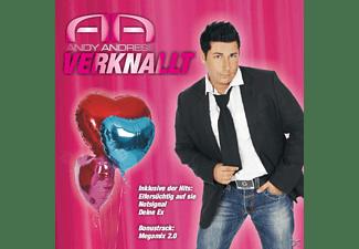 Andy Andress - Verknallt  - (CD)