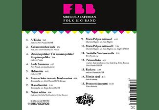 Sibelius Akatemian Folk Big Band - FBB  - (CD)