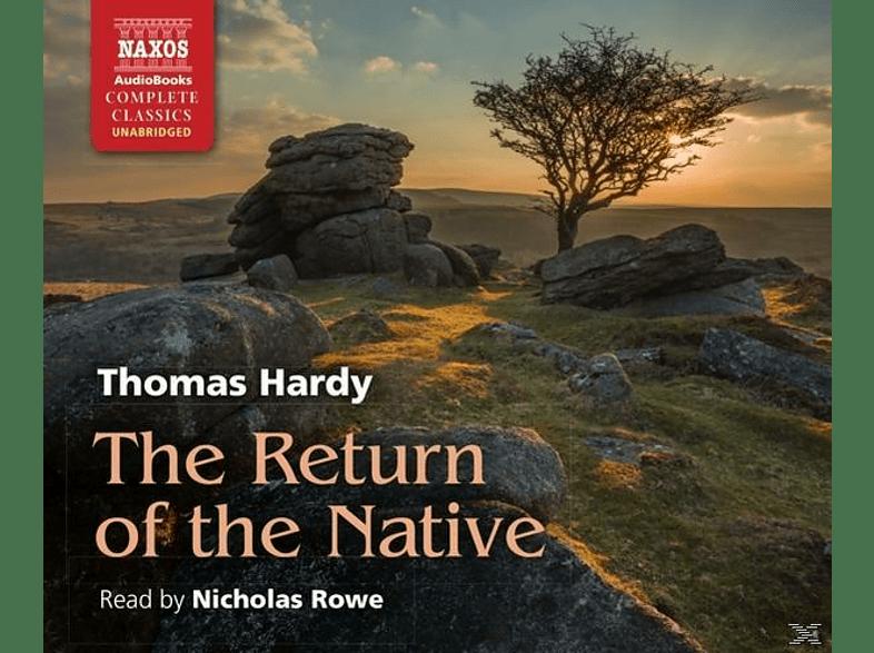 Nicholas Rowe - Return of the Native - (CD)