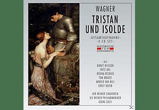Der Wiener Singverein/Die Wiener Philharmoniker - Tristan Und Isolde (3cd-Set)  - (CD)