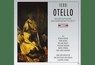 Chor Und Orchester Der Deutschen Oper Berlin, VARIOUS - Otello  - (CD)