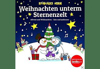Reinhard Horn - Weihnachten Unterm Sternenzelt  - (CD)
