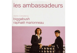 Raphael & Biggabush Various/marionneau - les ambassadeurs vol.2  - (CD)