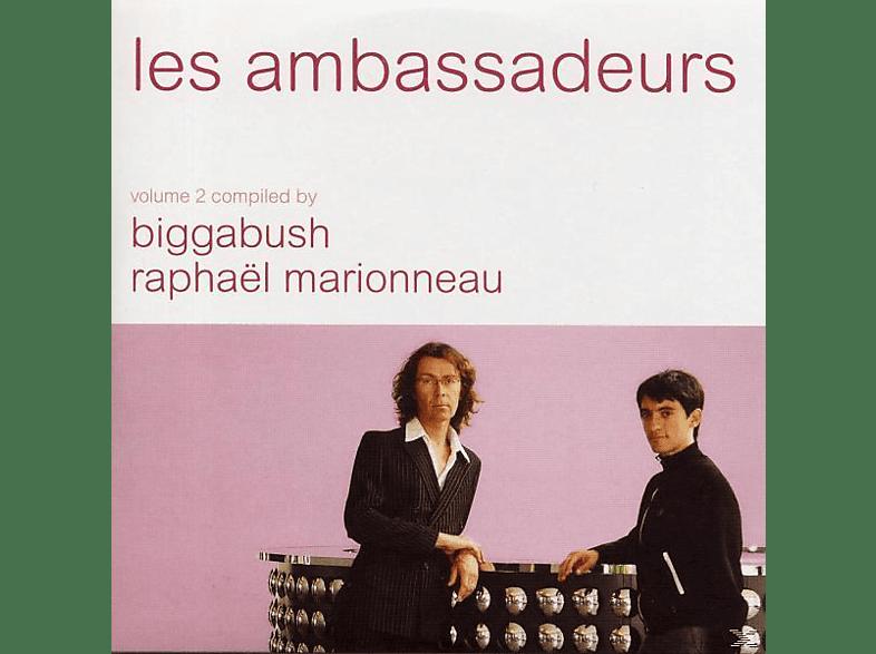 Raphael & Biggabush Various/marionneau - les ambassadeurs vol.2 [CD]