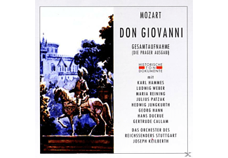Orch.D.Reichssenders Stuttgart - Don Giovanni  - (CD)