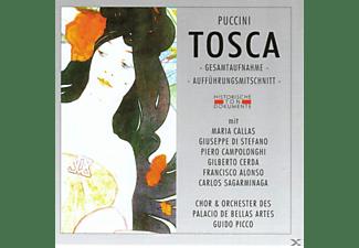 ORCH.D.PALACIO DE BELLA - Tosca  - (CD)