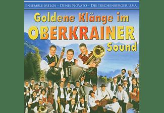 VARIOUS - Goldene Klänge Im Oberkrainer Sound  - (CD)