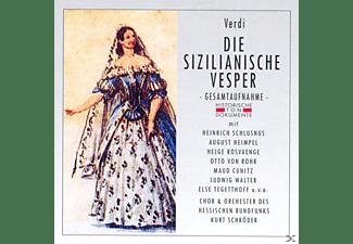 Chor - Die Sizilianische Vesper  - (CD)